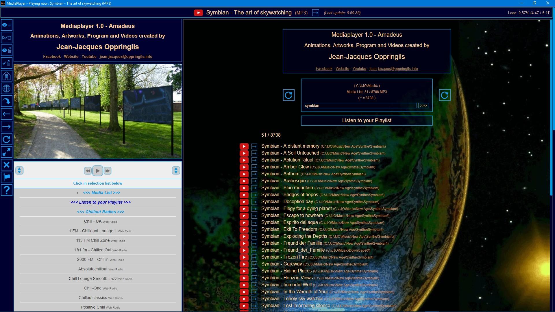 Software for Art- Jean-Jacques Oppringils